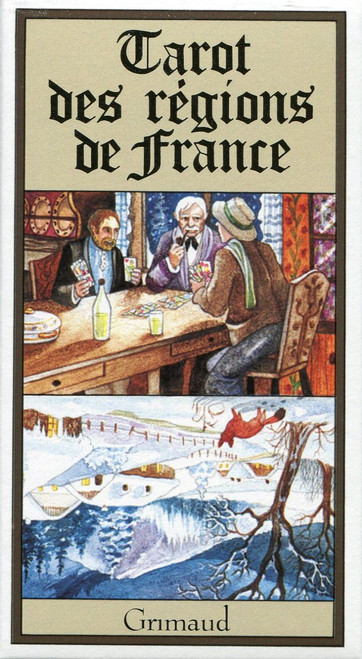 Tarot des régions de France