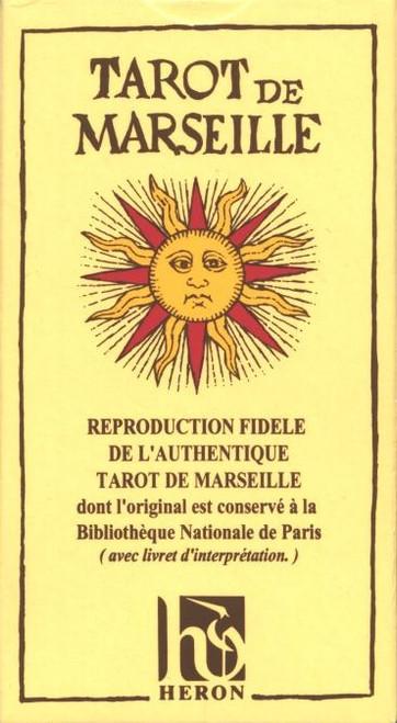 Tarot de Marseille, Heron