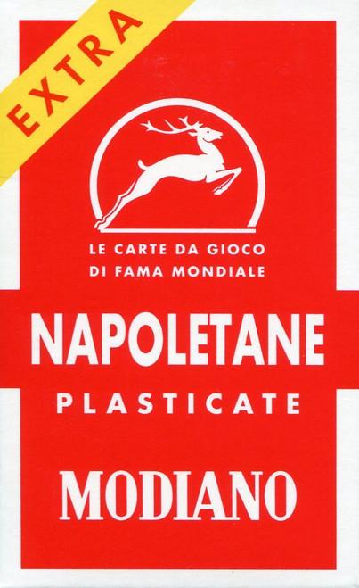 Napoletane, No. 25 Back Design