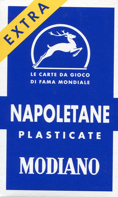 Napoletane, No. 31 Back Design