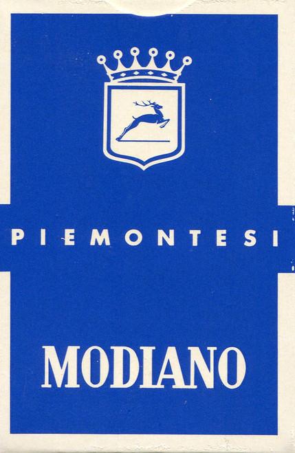 Piemontesi 5 (54 Cards)