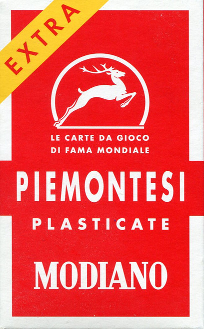 Piemontesi 4 (40 Cards)