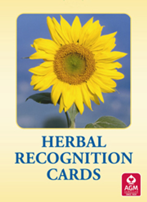Herbal Recognition Cards