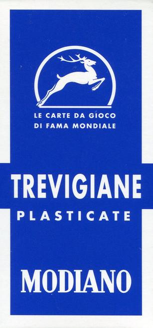 Trevigiane, 40 Cards, No. 20 Back Design
