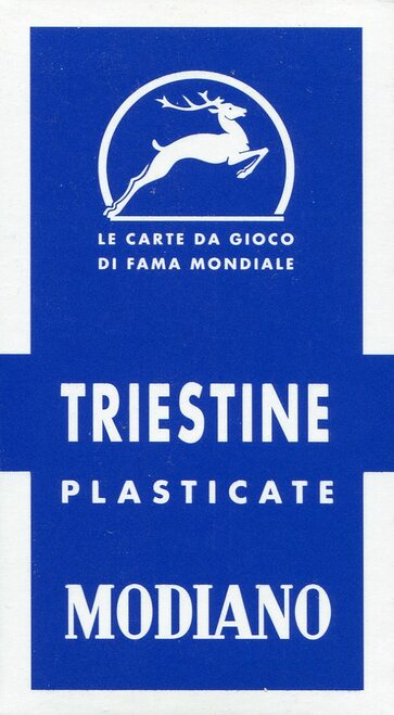 Triestine, No. 25 Back Design
