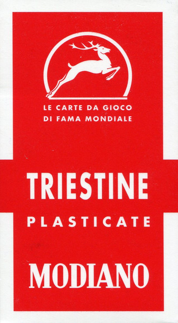 Triestine, No. 90 Back Design