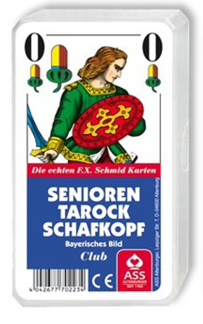 Senioren Tarock/Schafkopf, Bayerisches