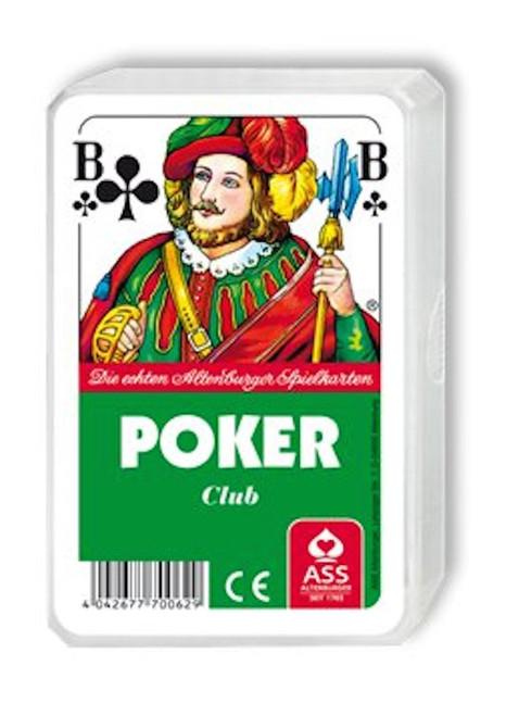 German Poker, Blue Back