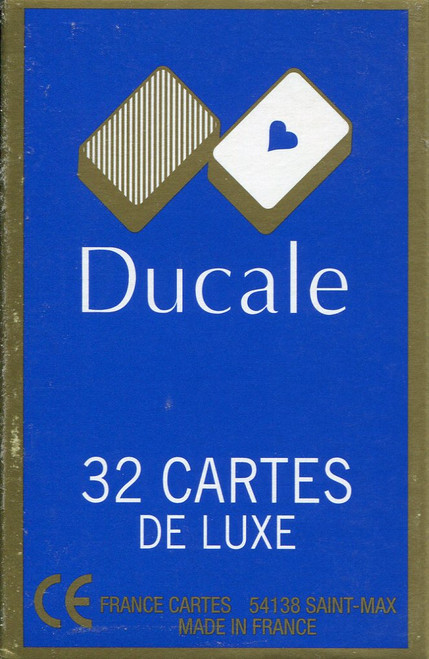 Belote Ducale, Plastic Box