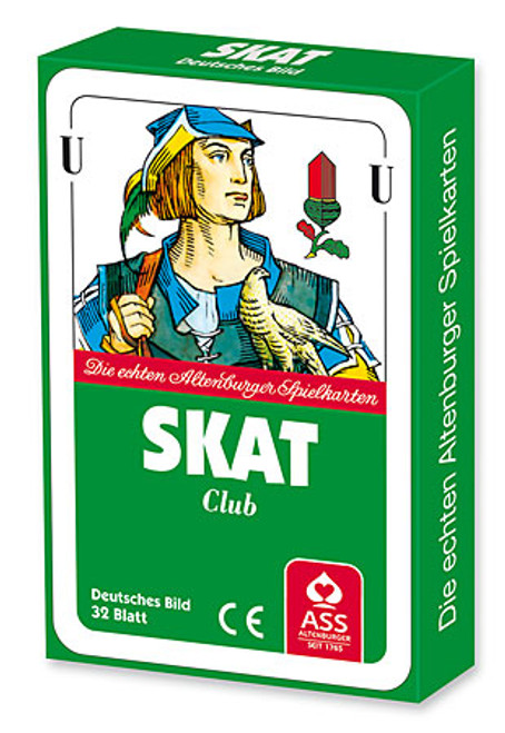 Skat, Deutsches, Tuck Box