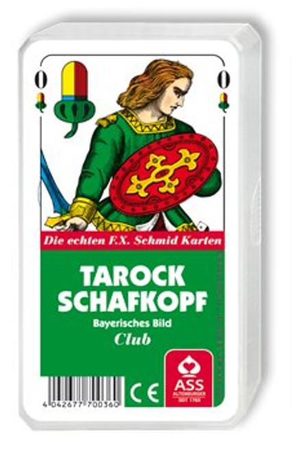 Tarock/Schafkopf, Bayerisches, Plastic Box