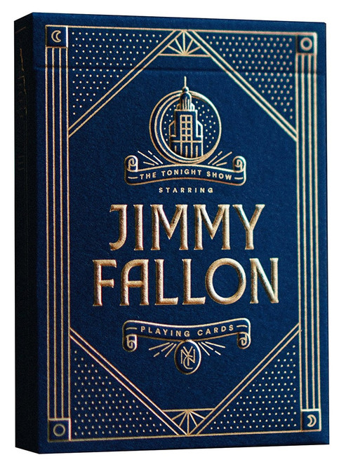 Jimmy Fallon Poker Deck