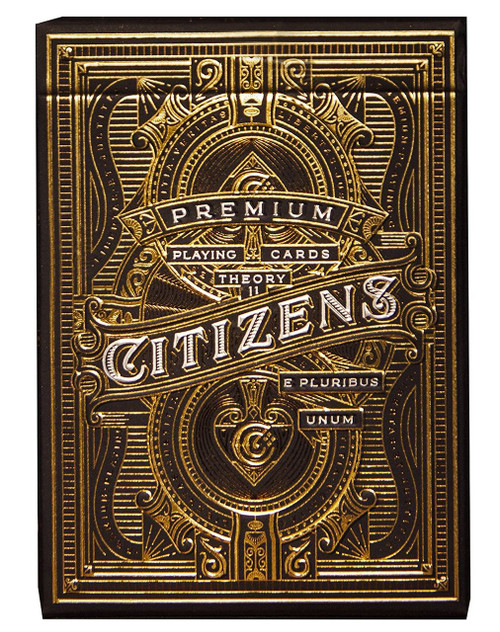 Citizens Poker Deck