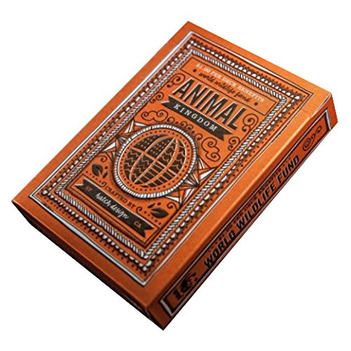 Animal Kingdom Poker Deck