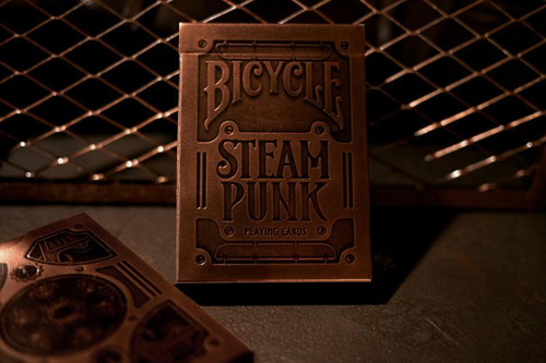 Steampunk Poker Deck
