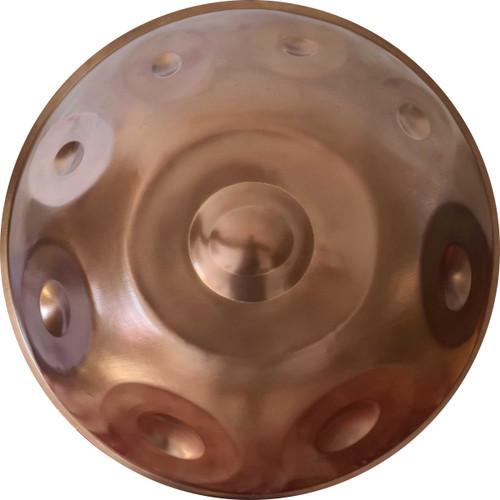 F2 Low Pygmy Ember Steel