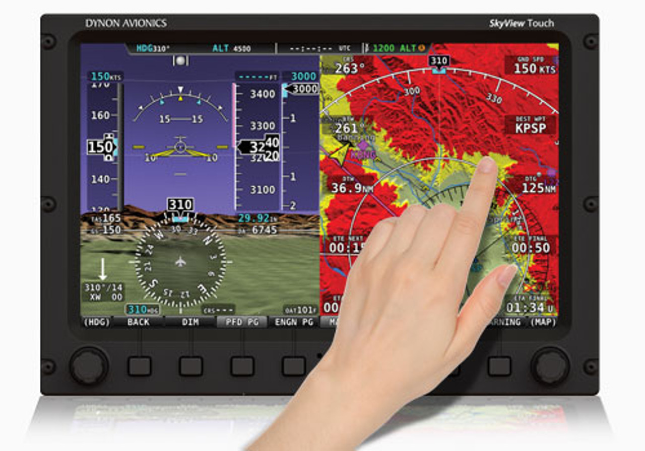 SV-D1000T SkyView Touch™