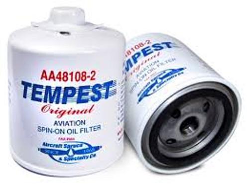 AA48108-2 Tempest Oil Filter