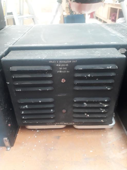 Power Modulator Unit