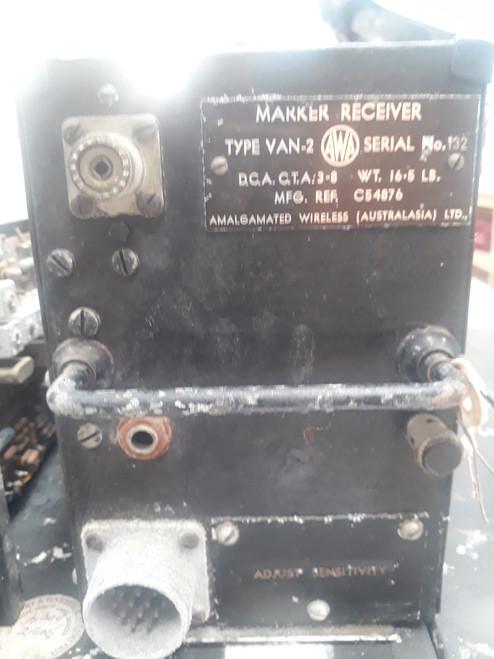 Marker Receiver
