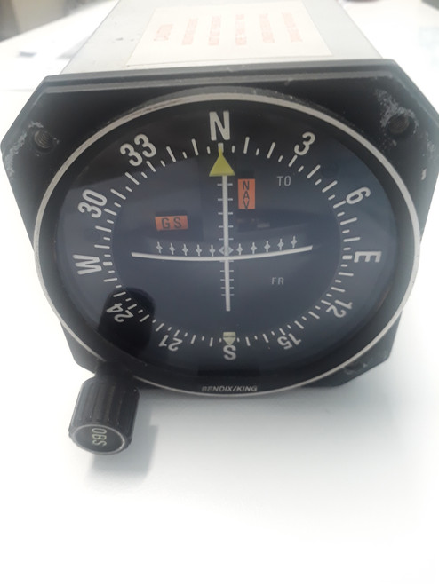 066-3034-04 KI206 Nav Indicator (serviceable)
