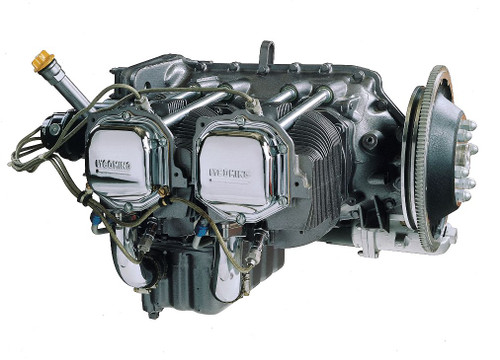 O-360-A4M Lycoming Engine