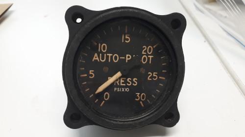 272PG Auto Pilot Pressure Gauge