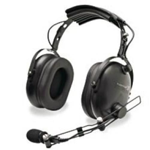 100-0003-00 Flightcom Classic 4DX Classic Headset - Dual GA Plugs