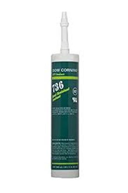 RTV736-10-10ZRD Dow Corning® Xiameter® Sealant Red, 300 ml