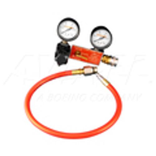 E2A Tester, Cylinder Pressure