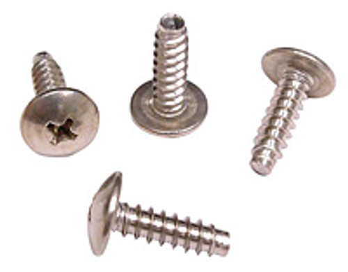 8X12THBSS Sheet Metal Screw S/S