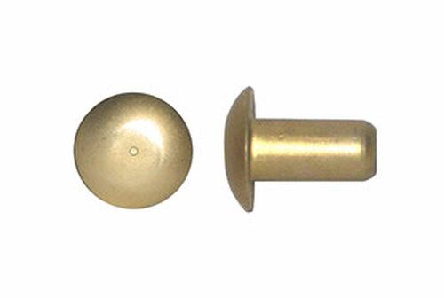 MS20470AD-3-10 Solid Rivet - Aluminium, Universal Head