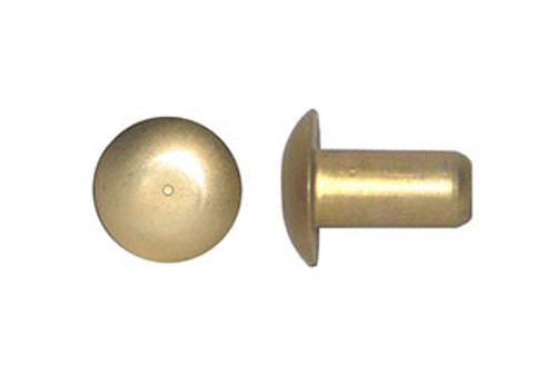 MS20470AD-3-16 Solid Rivet - Aluminium, Universal Head