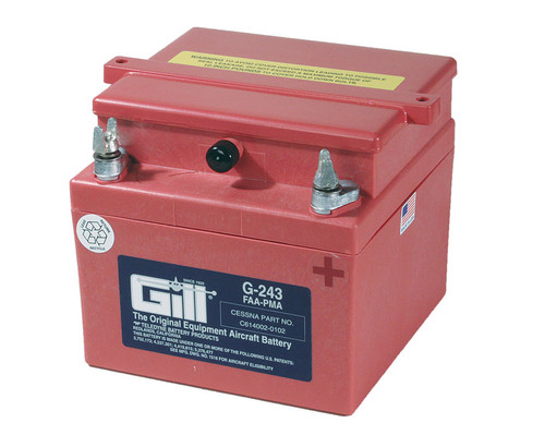 G-243 Gill Battery