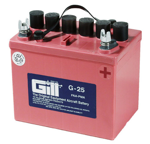 G-25 Gill Battery