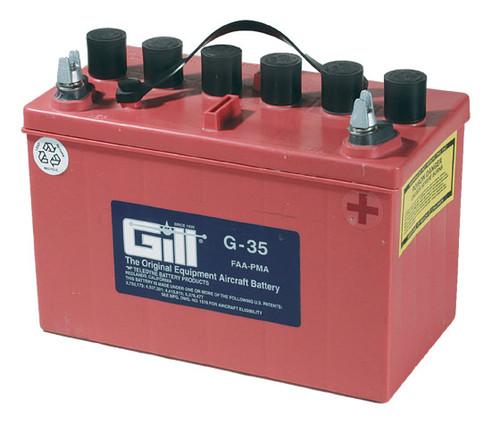 G-35 Gill Battery