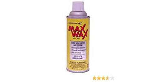 78002 Max Wax Aerosol Can 12oz