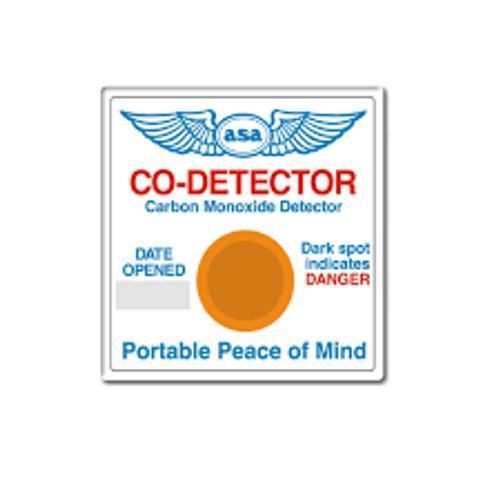 ASA-CO-D Carbon Monoxide Detector