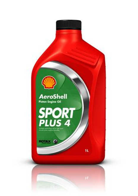 AeroShell Sport Plus 4 Oil - Qt