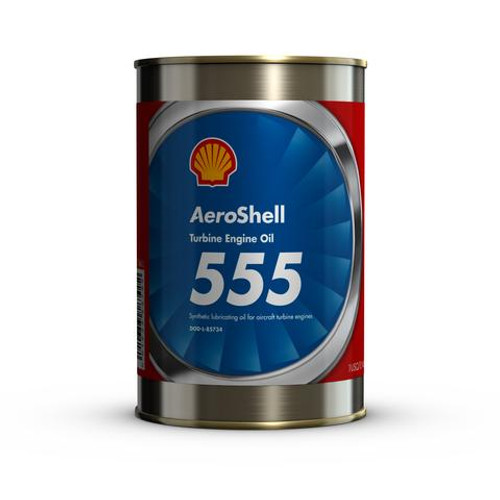 AeroShell Turbine Oil 555 - Qt