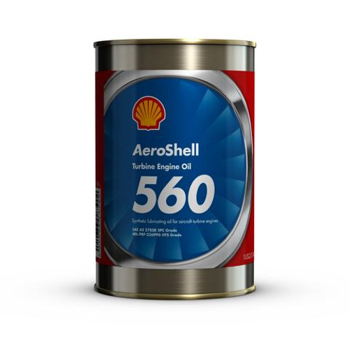 AeroShell Turbine Oil 560 - Qt