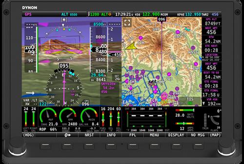 "SV-HDX1100 SkyView™ HDX (10"" HD Touch Screen)"