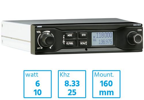 AR6203 VHF Transceiver