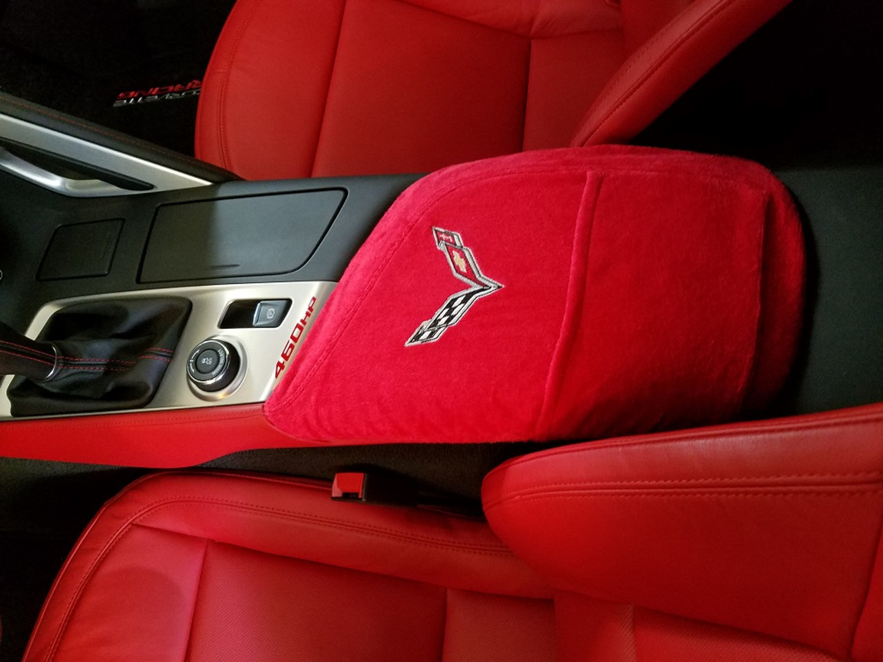 NEW fit 97-04 Chevrolet Corvette Driver Side Left LH Mirror Glass NON-HEAT #2835