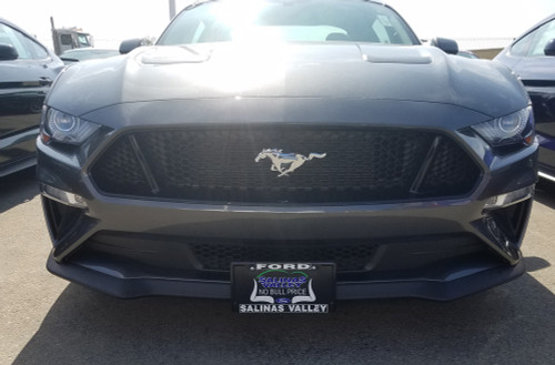 2015-2017 Mustang GT350 STO-N-SHO Removable Front License Plate Bracket SNS90