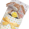3 Tier Guess How Much I Love You Gift Set Nappy cake Yellow