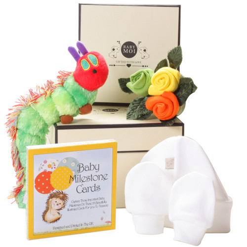 Welcome Baby Gift Box Hungry Caterpillar