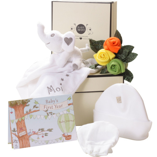 Baby Shower Gift Set Baby Moi Comforter (Rainbow)