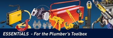 ESSENTIALS - For the Plumber's Toolkit