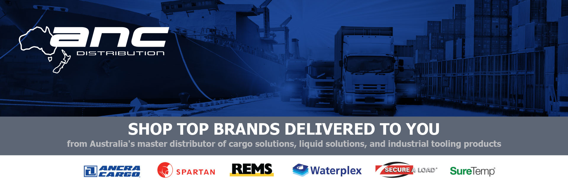 ANC Distribution Top Brands Delivered to You